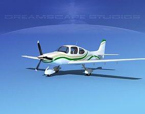 Cirrus SR22 V06 3D