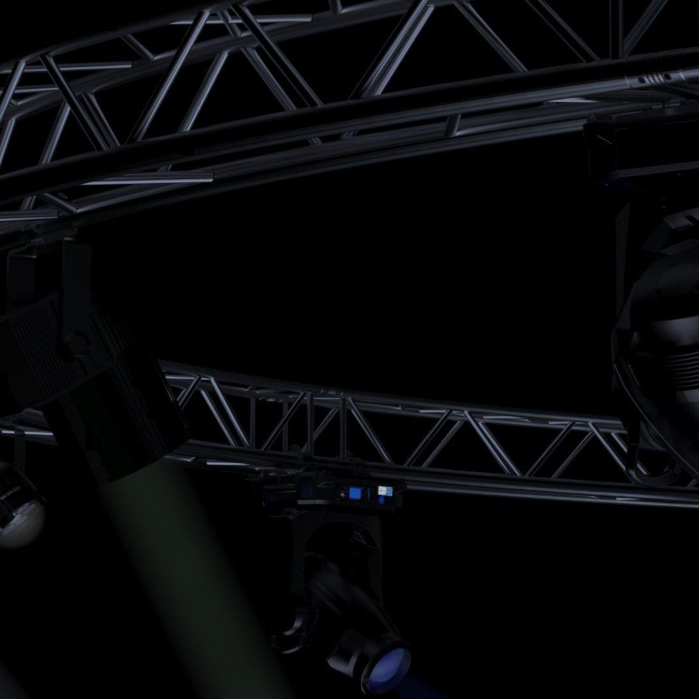 Circle Square Truss1000cm-Stage Lights