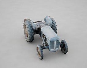 wheel Tractor 3D