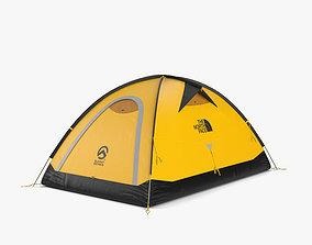 3D model nature Camping Tent