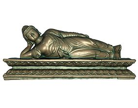 virgin 3D print model Buddha