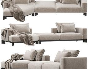 3D model Sofa Desire Easton
