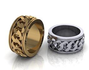 Men rings 07 3D printable model