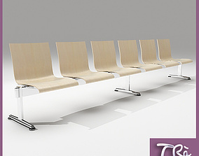 HALL CHAIRS 3D