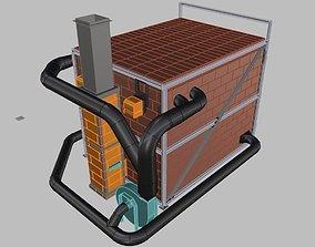 3D Oven dryer