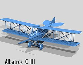 hobby Albatros c III Germany Printable