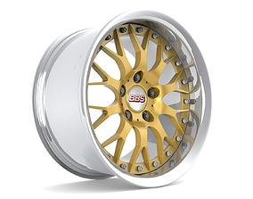 BBS 42 Style Wheels 3D
