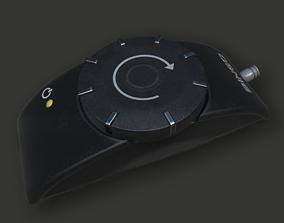 Subwoofer volume 3D model