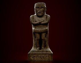 Idol 3D Scan monument