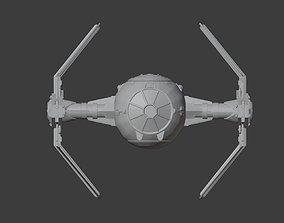 Tie Interceptor 3D