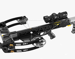 Mission sub-1 crossbow 3D