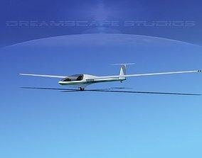 3D model DG-400 15-Metre Motorglider V09