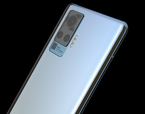 vivo X50 Pro C4D modeling rendering