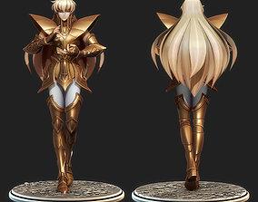 Saint Seiya Shaka Virgo 3D print model