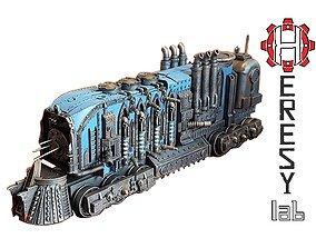 Heresylab - Heresy Train complete model 40k