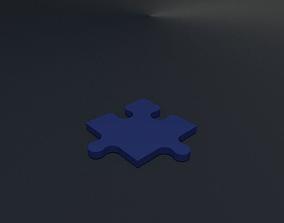 Puzzle 3D print model print