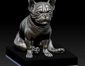 FrenchBulDog 3D Print 3d
