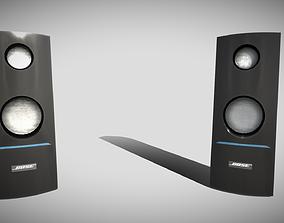 3D asset Generic Speakers
