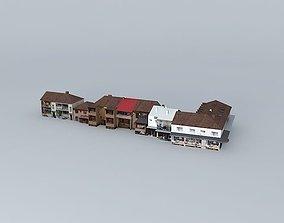Tajson i Pišman mahala building 3D