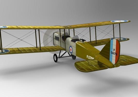 Airplane Wordl War I
