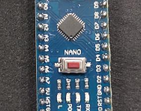 Arduino Nano case 3D print model