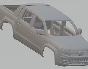 miniz Volkswagen Amarok Printable Body Car