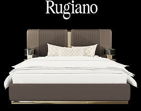 3D model RUGIANO BED