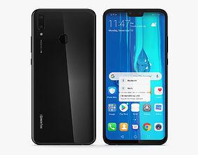 3D Huawei Y9 2019 Black