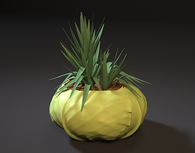 cabbage planter 3D printable model