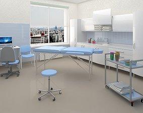 3D Massage room