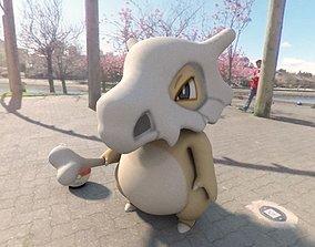 3D model Pokemon cubone