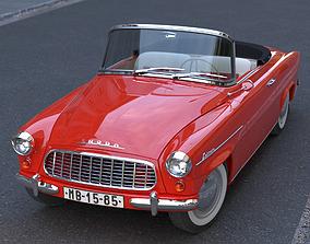 3D Felicia Roadster 1960