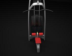 Lat Machine 3D model