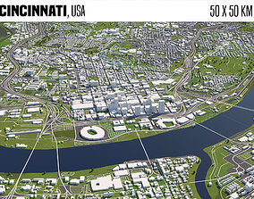 3D Cincinnati