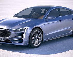 Generic Sedan 2020 3D model