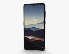 3D Nokia 7-2 Charcoal