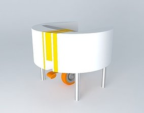 design collection Frederic TABARY 3D