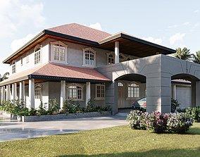 3D model House 03