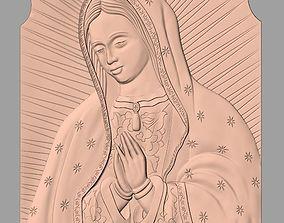 Christianity Jesus Christ Virgin Mary CNC 4