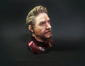 TONY STARK HEAD MODEL IRONMAN AVENGERS ENDGAME MK85