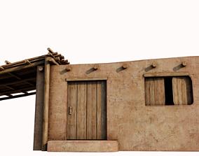 Small Hut 3D asset