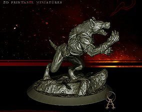 Werewolf - Lycan 4 - Sons of the Blood Moon - 3D 1
