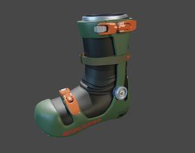 3D xEMU Boots