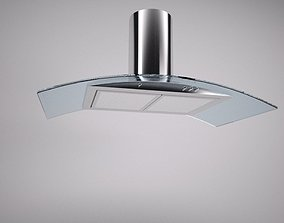 Kitchen Extractor Hood 3D model