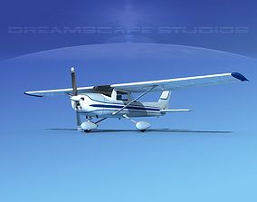 3D model Cessna 152 Commuter V09