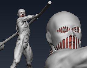 3D printable model War Hammer Titan fan art