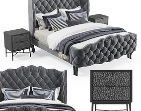 3D House of Hampton Mcbeth Bed and Union Rustic Jakey