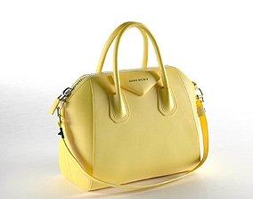 Medium Antigona Satchel Bag 3D model