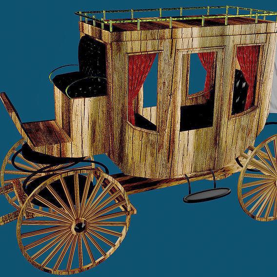 Western Wagon 3