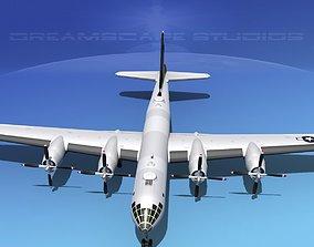 3D model Boeing B-29 Superfortress FiFi